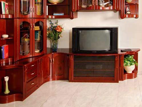 Sarok TV szekrény