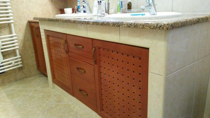 Beépített mosdópult